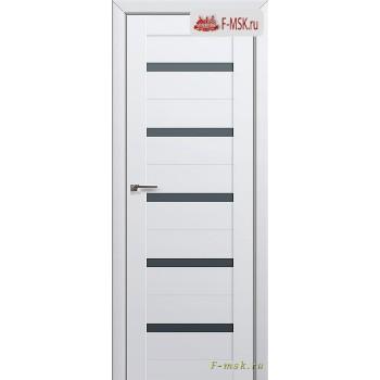Межкомнатная дверь PROFIL DOORS. Модель 7u , Цвет: аляска , Отделка: экошпон (Товар № ZF138490)
