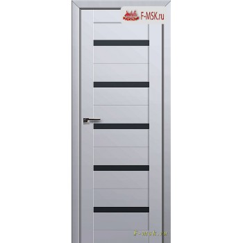 Межкомнатная дверь PROFIL DOORS. Модель 7u , Цвет: манхеттэн , Отделка: экошпон (Товар № ZF138492)