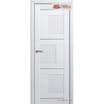 Межкомнатная дверь PROFIL DOORS. Модель 12u , Цвет: аляска , Отделка: экошпон (Товар № ZF138501)