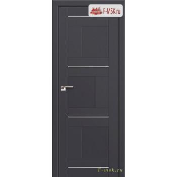 Межкомнатная дверь PROFIL DOORS. Модель 12u , Цвет: антрацит , Отделка: экошпон (Товар № ZF138503)