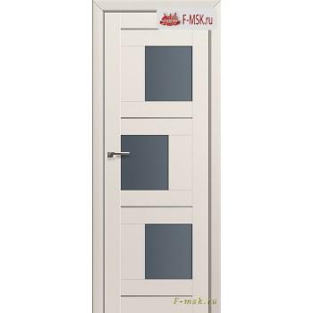 Межкомнатная дверь PROFIL DOORS. Модель 13u , Цвет: магнолия сатинат , Отделка: экошпон (Товар № ZF138506)