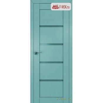 Межкомнатная дверь PROFIL DOORS. Модель 2.09u , Цвет: манхеттэн , Отделка: экошпон (Товар № ZF138541)