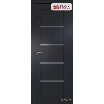 Межкомнатная дверь PROFIL DOORS. Модель 2.09u , Цвет: антрацит , Отделка: экошпон (Товар № ZF138544)