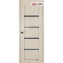 Межкомнатная дверь PROFIL DOORS. Модель 2.09u , Цвет: магнолия сатинат , Отделка: экошпон (Товар № ZF138542)
