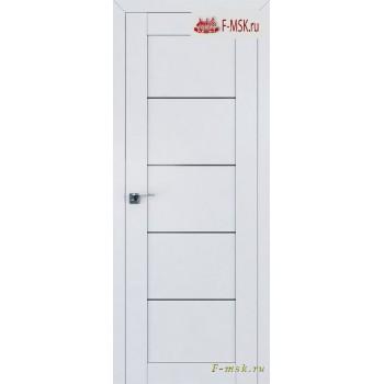 Межкомнатная дверь PROFIL DOORS. Модель 2.11u , Цвет: аляска , Отделка: экошпон (Товар № ZF138549)