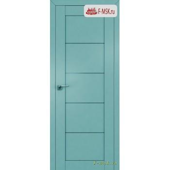 Межкомнатная дверь PROFIL DOORS. Модель 2.11u , Цвет: манхеттэн , Отделка: экошпон (Товар № ZF138552)