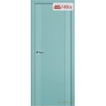 Межкомнатная дверь PROFIL DOORS. Модель 20u , Цвет: манхеттэн , Отделка: экошпон (Товар № ZF138611)