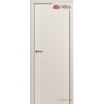 Межкомнатная дверь PROFIL DOORS. Модель 20u , Цвет: магнолия сатинат , Отделка: экошпон (Товар № ZF138612)