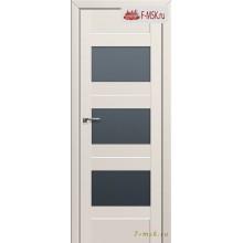 Межкомнатная дверь PROFIL DOORS. Модель 41u , Цвет: магнолия сатинат , Отделка: экошпон (Товар № ZF138641)