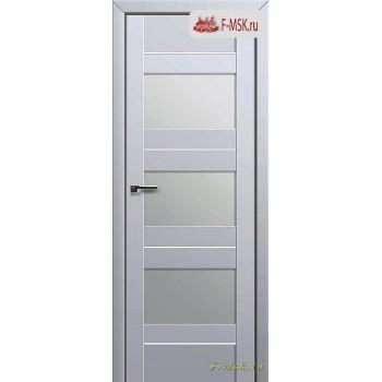 Межкомнатная дверь PROFIL DOORS. Модель 41u , Цвет: манхеттэн , Отделка: экошпон (Товар № ZF138642)