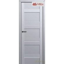 Межкомнатная дверь PROFIL DOORS. Модель 42u , Цвет: манхеттэн , Отделка: экошпон (Товар № ZF138647)