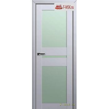 Межкомнатная дверь PROFIL DOORS. Модель 70u матовое стекло , Цвет: манхеттэн , Отделка: экошпон (Товар № ZF138709)