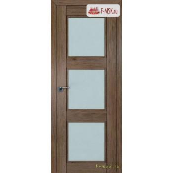 Межкомнатная дверь PROFIL DOORS. Модель 2.27 XN матовое стекло , Цвет: дуб темн. салинас , Отделка: экошпон (Товар № ZF138773)