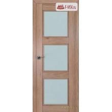 Межкомнатная дверь PROFIL DOORS. Модель 2.27 XN матовое стекло , Цвет: дуб свет. салинас , Отделка: экошпон (Товар № ZF138774)