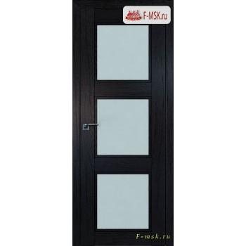 Межкомнатная дверь PROFIL DOORS. Модель 2.27 XN матовое стекло , Цвет: дарк браун , Отделка: экошпон (Товар № ZF138776)