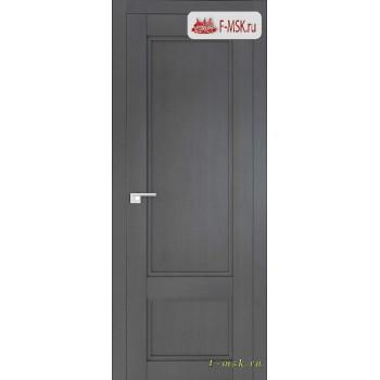 Межкомнатная дверь PROFIL DOORS. Модель 2.30 XN , Цвет: грувд серый , Отделка: экошпон (Товар № ZF138782)