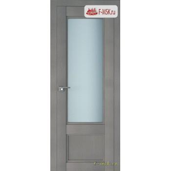 Межкомнатная дверь PROFIL DOORS. Модель 2.31 XN матовое стекло , Цвет: стоун , Отделка: экошпон (Товар № ZF138790)