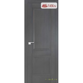 Межкомнатная дверь PROFIL DOORS. Модель 2.41 XN , Цвет: грувд серый , Отделка: экошпон (Товар № ZF138793)