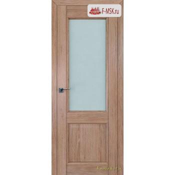 Межкомнатная дверь PROFIL DOORS. Модель 2.42 XN матовое стекло , Цвет: дуб свет. салинас , Отделка: экошпон (Товар № ZF138797)