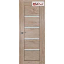 Межкомнатная дверь PROFIL DOORS. Модель 2.09 XN матовое стекло , Цвет: дуб свет. салинас , Отделка: экошпон (Товар № ZF138847)