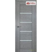 Межкомнатная дверь PROFIL DOORS. Модель 2.09 XN матовое стекло , Цвет: грувд серый , Отделка: экошпон (Товар № ZF138849)