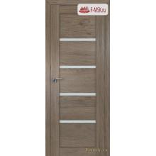 Межкомнатная дверь PROFIL DOORS. Модель 2.09 XN матовое стекло , Цвет: дуб темн. салинас , Отделка: экошпон (Товар № ZF138848)