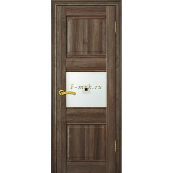 Межкомнатная дверь PROFIL DOORS. Модель  5 Х , Цвет: орех сиена , Отделка: экошпон (Товар № ZF137852)