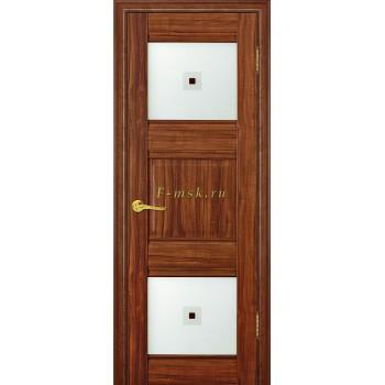 Межкомнатная дверь PROFIL DOORS. Модель  6 Х , Цвет: орех амари , Отделка: экошпон (Товар № ZF137854)