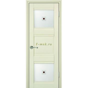 Межкомнатная дверь PROFIL DOORS. Модель  6 Х , Цвет: ясень белый , Отделка: экошпон (Товар № ZF137857)