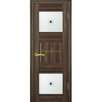 Межкомнатная дверь PROFIL DOORS. Модель  6 Х , Цвет: орех пекан , Отделка: экошпон (Товар № ZF137855)