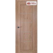 Межкомнатная дверь PROFIL DOORS. Модель 2.11 XN матовое стекло , Цвет: дуб свет. салинас , Отделка: экошпон (Товар № ZF138859)