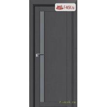 Межкомнатная дверь PROFIL DOORS. Модель 2.50 XN матовое стекло , Цвет: грувд серый , Отделка: экошпон (Товар № ZF138867)