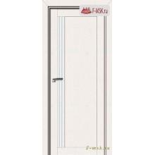 Межкомнатная дверь PROFIL DOORS. Модель 2.50 XN матовое стекло , Цвет: монблан , Отделка: экошпон (Товар № ZF138870)