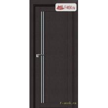 Межкомнатная дверь PROFIL DOORS. Модель 2.50 XN матовое стекло , Цвет: дарк браун , Отделка: экошпон (Товар № ZF138868)