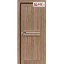 Межкомнатная дверь PROFIL DOORS. Модель 2.55 XN матовое стекло , Цвет: дуб свет. салинас , Отделка: экошпон (Товар № ZF138877)