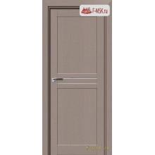 Межкомнатная дверь PROFIL DOORS. Модель 2.55 XN матовое стекло , Цвет: стоун , Отделка: экошпон (Товар № ZF138881)