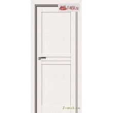 Межкомнатная дверь PROFIL DOORS. Модель 2.55 XN матовое стекло , Цвет: монблан , Отделка: экошпон (Товар № ZF138882)