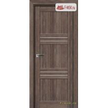 Межкомнатная дверь PROFIL DOORS. Модель 2.57 XN матовое стекло , Цвет: дуб темн. салинас , Отделка: экошпон (Товар № ZF138889)