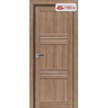 Межкомнатная дверь PROFIL DOORS. Модель 2.57 XN матовое стекло , Цвет: дуб свет. салинас , Отделка: экошпон (Товар № ZF138890)