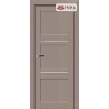 Межкомнатная дверь PROFIL DOORS. Модель 2.57 XN матовое стекло , Цвет: стоун , Отделка: экошпон (Товар № ZF138893)