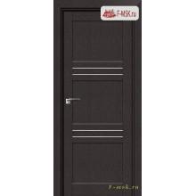 Межкомнатная дверь PROFIL DOORS. Модель 2.57 XN матовое стекло , Цвет: дарк браун , Отделка: экошпон (Товар № ZF138892)