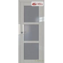 Межкомнатная дверь PROFIL DOORS. Модель 2.13 L матовое , Цвет: галька серая , Отделка: глянец (Товар № ZF139105)