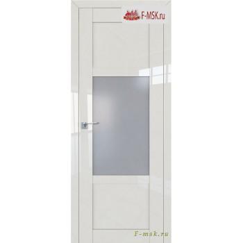 Межкомнатная дверь PROFIL DOORS. Модель 2.15 L матовое , Цвет: магнолия люкс , Отделка: глянец (Товар № ZF139111)