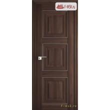 Межкомнатная дверь PROFIL DOORS. Модель 96 Х , Цвет: орех сиена , Отделка: экошпон (Товар № ZF137956)