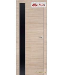 Межкомнатная дверь PROFIL DOORS. Модель 14 z , Цвет: капучино кроскут , Отделка: экошпон (Товар № ZF139237)