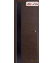 Межкомнатная дверь PROFIL DOORS. Модель 14 z , Цвет: венге кроскут , Отделка: экошпон (Товар № ZF139236)