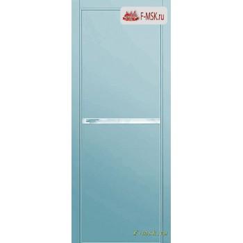 Межкомнатная дверь PROFIL DOORS. Модель 11 E молдинг AL , Цвет: манхеттэн , Отделка: экошпон (Товар № ZF139300)
