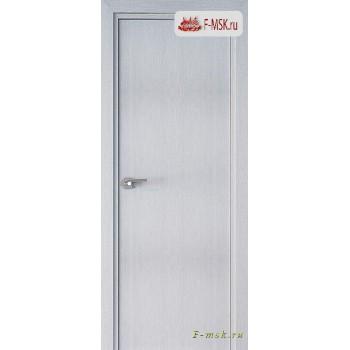 Межкомнатная дверь PROFIL DOORS. Модель 1 ZN , Цвет: монблан , Отделка: экошпон (Товар № ZF139317)