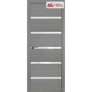 Межкомнатная дверь PROFIL DOORS. Модель 13 ZN , Цвет: грувд серый , Отделка: экошпон (Товар № ZF139387)