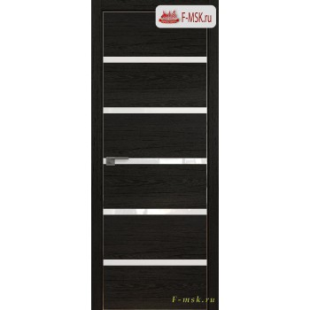 Межкомнатная дверь PROFIL DOORS. Модель 13 ZN , Цвет: дарк браун , Отделка: экошпон (Товар № ZF139388)